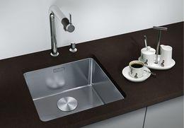 Кухонная мойка под столешницу BLANCO - Andano 340-U (522955) (в наличии) ID:NL03083