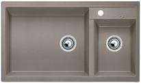 Кухонная мойка BLANCO - METRA 9 серый беж  (517364)
