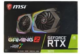 Видеокарта MSI - RTX 2070 Gaming