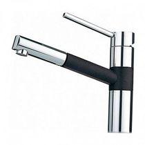 Кухонный смеситель FRANKE - Landy  хром/оникс (115.0175.784)