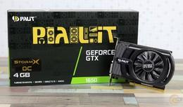 Видеокарта PALIT - GTX 1650 StormX