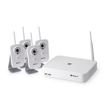 Комплект видеонаблюдения EAGLE - EGL-NH2004-BVH-210 (ID:AL01387)