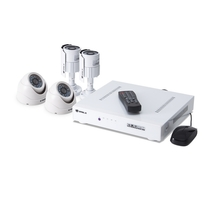 Комплект видеонаблюдения EAGLE - EGL-A1204W-BVH-304