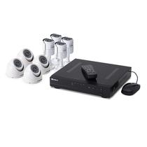 Комплект видеонаблюдения EAGLE - EGL-A1208B-BVH-304