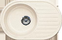 Мойка GRAND-STONE - GS 18L 331 белый (в наличии) ID:GS02338