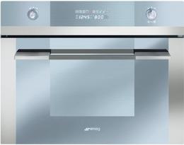 Духовой шкаф с СВЧ SMEG - SC45MC2