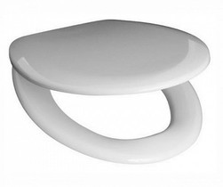 Сиденье с крышкой для унитаза - JIKA - 8915353000631 VEGA