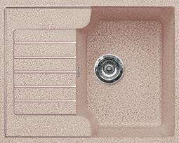 Кухонная мойка GRAN-STONE - GS 13S 302 песочный