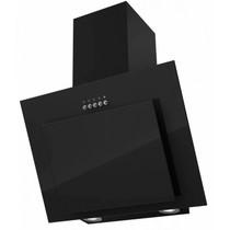 Вытяжка KRONA STELL - SELIYA 600 black/black glassn