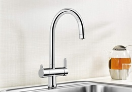 Кухонный смеситель BLANCO - Trima UltraResist нержавеющая сталь (525820)