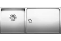 Кухонная мойка BLANCO - CLARON 400-550-Т-U нержсталь зеркальная полировка (521601)