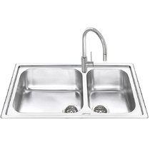 Кухонная мойка SMEG - LG862-2