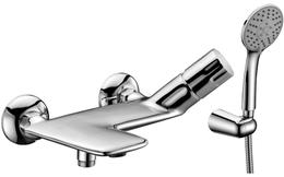 Смеситель для ванны и душа - LeMark - LM5302C WING