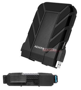 Внешний жесткий диск ADATA - AHD710P-1TU31-CBK AHD710P-1TU31-CBK