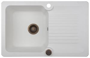 Мойка Kuppersberg - ALBA 1B1D WHITE (доставка 4-6 недель) ID:KT011695