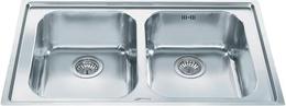 Кухонная мойка SMEG - LE862-2