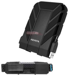 Внешний жесткий диск ADATA - AHD710P-2TU31-CBK AHD710P-2TU31-CBK