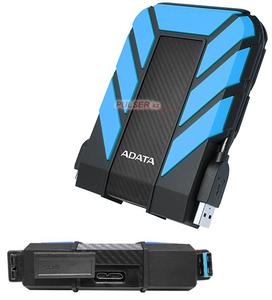 Внешний жесткий диск ADATA - AHD710P-2TU31-CBL AHD710P-2TU31-CBL