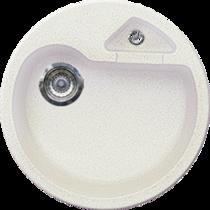 Мойка GRAN-STONE - GS 08K 331 белый ID:GS016498