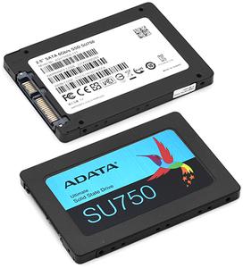 Твердотельный диск ADATA - ASU750SS-1TT-C ASU750SS-1TT-C