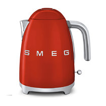 Чайник красный SMEG - KLF03RDEU (в наличии) ID:SM09919