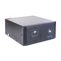 Инвертор SVC - Инвертор, SVC, DIL-1200 (1000W), Вход 12В и/или 220В, Выход 220В, (Чистая синусоида на выходе), Функция заряда батарей 20A, Чёрный (ID:AL00536)