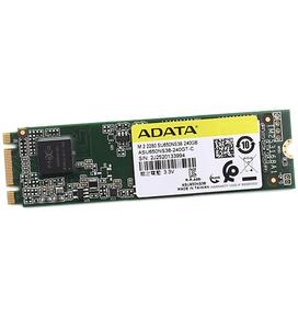 Твердотельный диск ADATA - ASU650NS38-240GT-C ASU650NS38-240GT-C