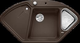 Кухонная мойка BLANCO - DELTA II-F кофе (523675)