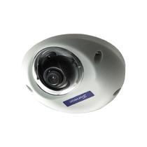 "IP камера EAGLE - Купольная сетевая камера, Surveon, CAM1320S2-3, CMOS-матрица 1/2.7"" (16:9), Электронная функция день/ночь, 2.0 мега., 0.1 лк/F=1.8, Объектив: f=4 мм, Разрешение: Full HD, SXGA, HD, D1, VGA, CIF, Скорость записи: до 15 fps (Full HD), PoE, Бежевый (ID:AL03036)"