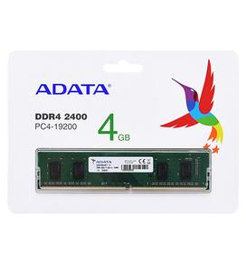 Оперативная память ADATA - AD4U2400J4G17-R AD4U2400J4G17-R