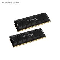 Оперативная память KINGSTON - DDR-4 DIMM 8Gb/3000MHz