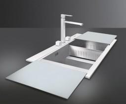 Кухонная мойка SMEG - LQVS862-1