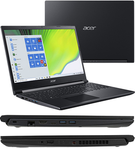 Ноутбук ACER - Aspire A715-75G-59CP NH.Q9AER.005