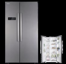 Холодильник GRAUDE - SBS 180.0 W Side by Side