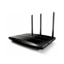 Маршрутизатор TP-Link - Маршрутизатор, TP-Link, Archer C7, 1750М, 1 WAN порт 10/100/1000М + 4 LAN порта 10/100/1000М + 2 порта USB 2.0 (ID:AL03131)
