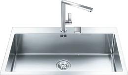 Кухонная мойка SMEG - VR80