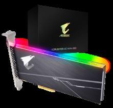 Жесткий диск GIGABYTE - SSD 1000 Gb Aorus RGB AIC NVMe