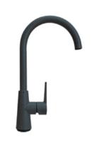 Кухонный смеситель GRAN-STONE - GS 4065 308 черный