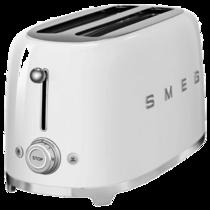 Тостер белый SMEG - TSF02WHEU (в наличии) ID:SM09910