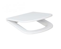 Сиденье с крышкой для унитаза - CERSANIT - DS-COL-DL-m