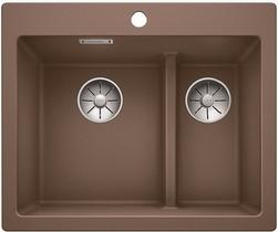 Кухонная мойка BLANCO - PLEON 6 Split мускат (521697)
