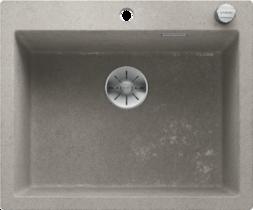 Кухонная мойка BLANCO - Pleon 6 бетон (525306)