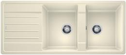 Гранитная кухонная мойка BLANCO - Legra 8S жасмин (523166) (в наличии) ID:NL016240