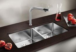 Кухонная мойка BLANCO - Andano 400/400U(522987)