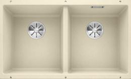 Кухонная мойка BLANCO - Subline 350/350-U жасмин (523579)