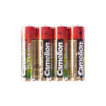 Батарейка CAMELION - LR6-SP4, Plus Alkaline, AA, 1.5V, 2800 mAh, 4 шт. в плёнке