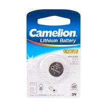 Батарейка CAMELION - CR1616-BP1, Lithium Battery, CR1616, 3V, 220 mAh, 1 шт.