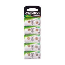 Батарейка CAMELION - AG3-BP10(0%Hg), Alkaline, AG3, 1.5V, 0% Ртути, 10 шт. в блистере