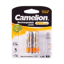 Аккумуляторная батарея CAMELION - NH-AA1800BP2 , Rechargeable, AA, 1.2V, 1800 mAh, 2 шт., Блистер