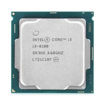 Процессор INTEL - i3-8100 HD630